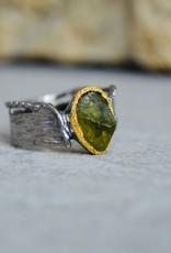 Peridot Ring - size 9