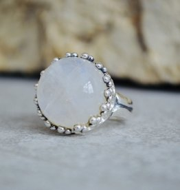Moonstone Ring - size 8
