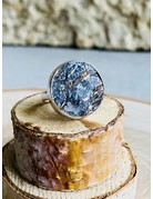 Astrophyllite Ring - Size 6