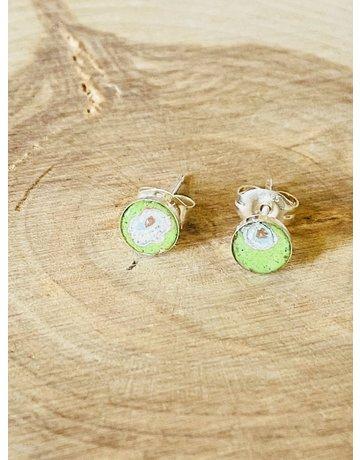 Rebel Nell Benita Sterling Earrings