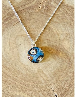 Rebel Nell Amy Sterling Necklace