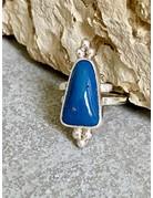 Leland Blue Ring - Size Adj
