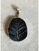 Fossil Fern Pendant