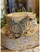 Tree of Life Sterling Earrings
