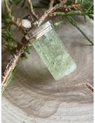 Green Aquamarine Pendant