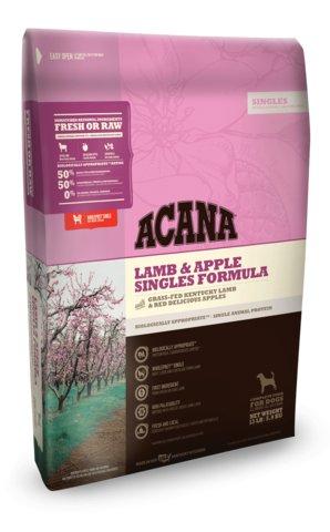 Acana Lamb & Apple Singles Formula Grain-Free Dog Food