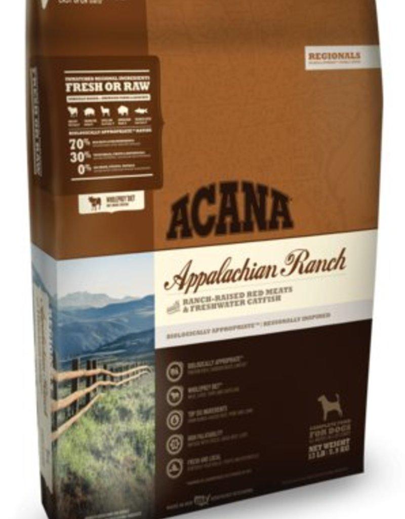 Acana Appalachian Ranch Regional Formula Grain-Free Dog Food