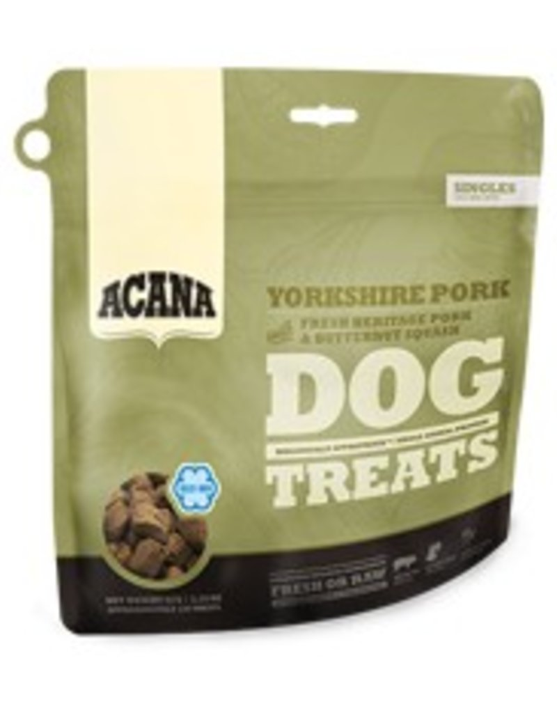 Acana Pork & Squash Dog Treats, 3.25 oz.