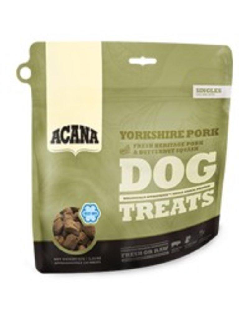 Acana Pork & Squash Dog Treats, 3.25 oz.