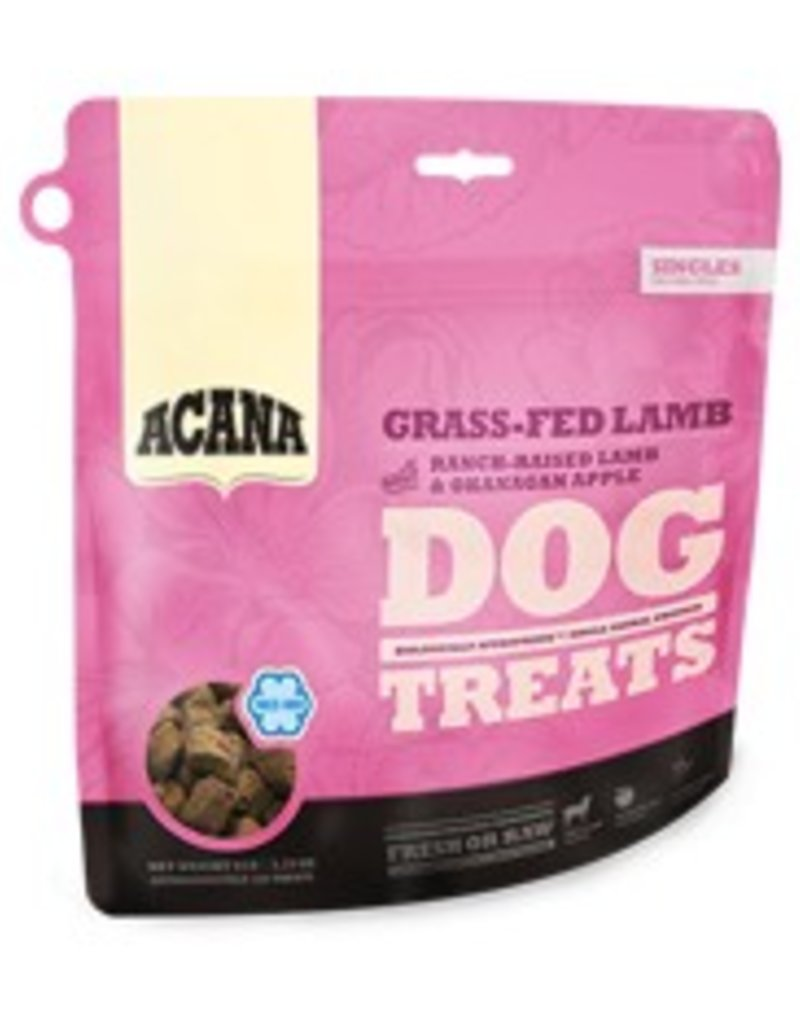 Acana Lamb & Apple Dog Treats, 3.25 oz.