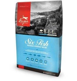 Orijen Six Fish Grain-Free Formula Dry Dog Food