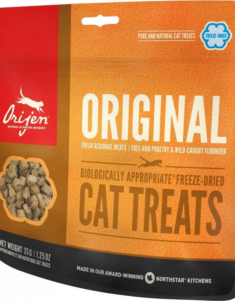 Orijen Original Cat Treats, 1.25 oz.