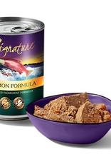 Zignature Salmon Limited Ingredient Formula Grain-Free Wet Dog Food, 13 oz.