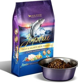 Zignature Trout & Salmon Limited Ingredient Formula Grain-Free Dry Dog Food