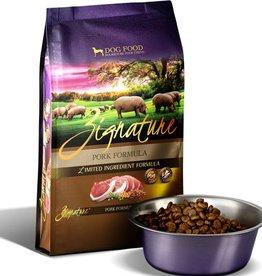 Zignature Pork Limited Ingredient Formula Grain-Free Dry Dog Food