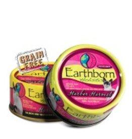 Earthborn Harbor Harvest Grain-Free Natural Adult Canned Cat Food, 5.5 oz.