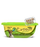 Earthborn Chip's Chicken Casserole Pot Roast Grain-Free Natural Moist Dog Food, 9 oz.
