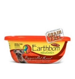 Earthborn Pepper's Pot Roast Grain-Free Natural Moist Dog Food, 9 oz.