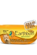 Earthborn Toby's Turkey Dinner Grain-Free Natural Moist Dog Food, 9 oz.