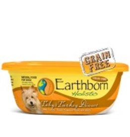 Earthborn Toby's Turkey Dinner Grain-Free Natural Moist Dog Food, 9 oz.
