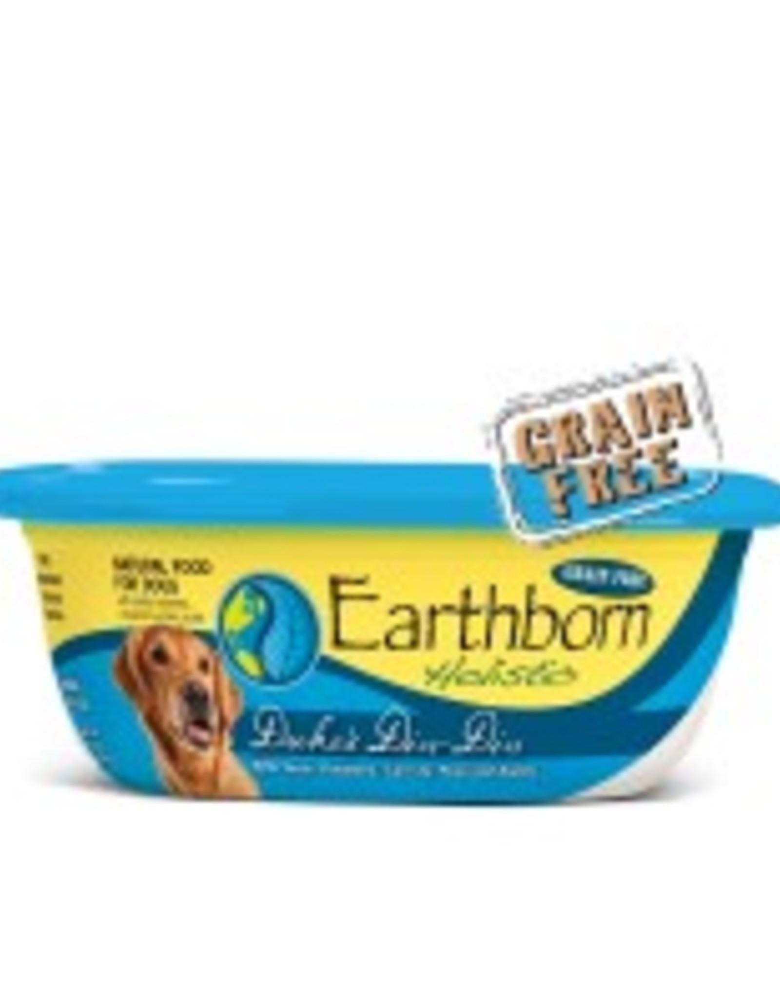 Earthborn Duke's Din Din Stew Grain-Free Natural Moist Dog Food, 9 oz.
