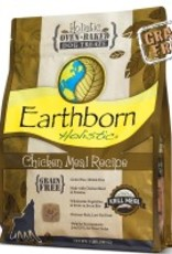 Earthborn Chicken Recipe Grain-Free Oven-Baked Dog Treats, 14 oz.