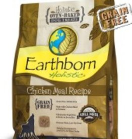 Earthborn Chicken Recipe Grain-Free Oven-Baked Dog Treats, 14 oz.