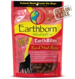 Earthborn EarthBites Lamb Flavor Natural Moist Dog Treats, 7.5 oz.