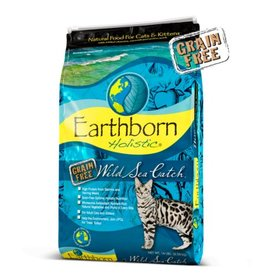 Earthborn Wild Sea Catch Grain-Free Dry Cat Food