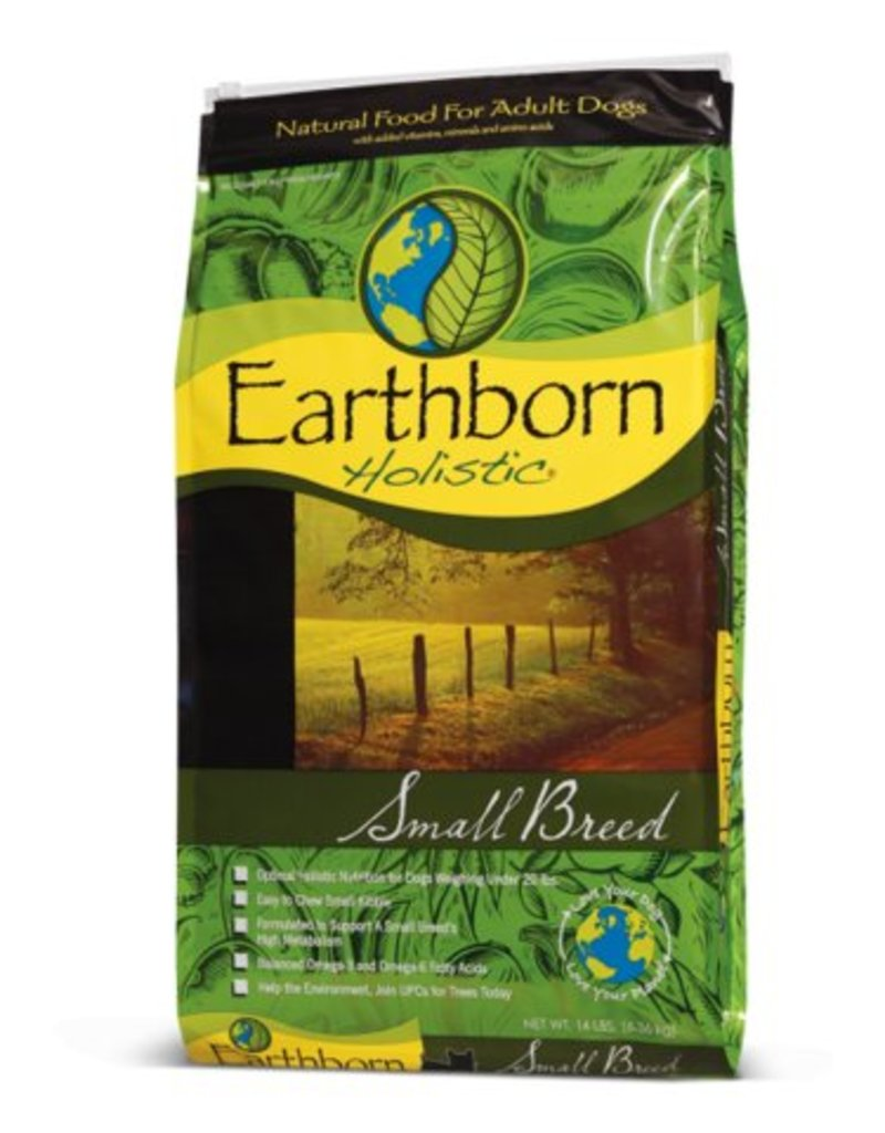 Earthborn Small Breed Grain-Free Dry Dog Food