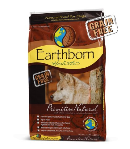 Earthborn Primitive Natural Grain-Free Dry Dog Food