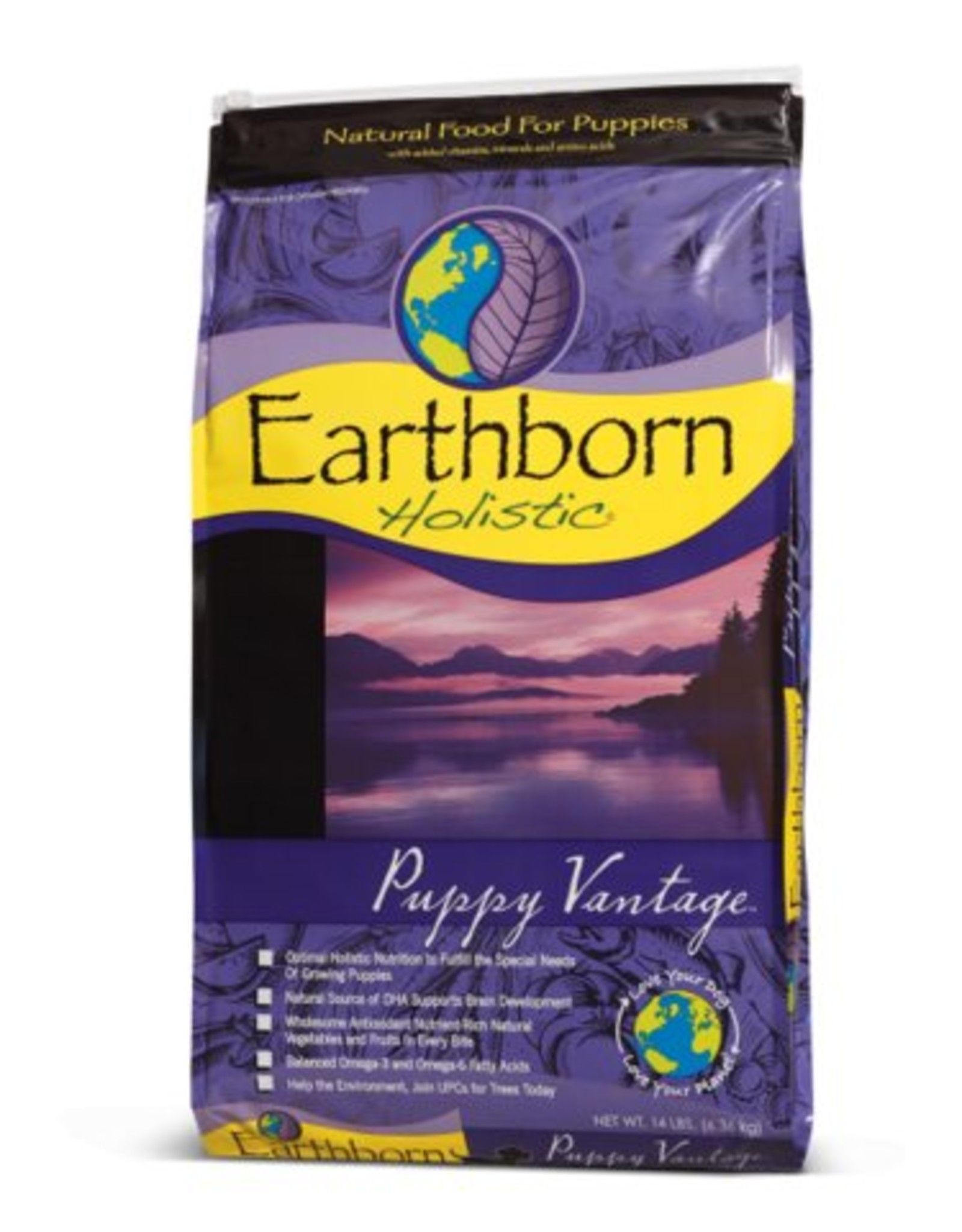 Earthborn Puppy Vantage Grain-Free Dry Dog Food