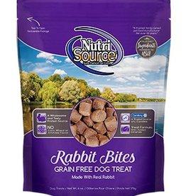 Nutri Source Grain-Free Rabbit Dog Treats, 6 oz.