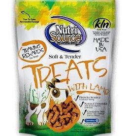 Nutri Source Lamb Dog Treats, 6 oz.