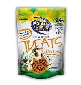 Nutri Source Lamb Dog Treats, 6 oz.