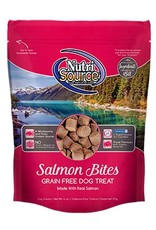 Nutri Source Grain-Free Salmon Dog Treats, 6 oz.