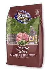 Nutri Source Prairie Select Grain- Free Dry Dog Food