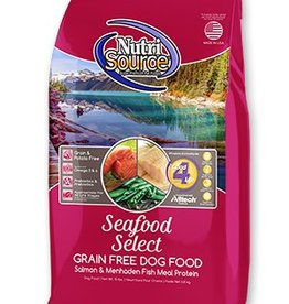 Nutri Source Seafood Select Formula Grain-Free Dry Dog Food