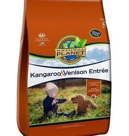 Natural Planet Kangaroo & Venison Meal Entrée Grain-Free Dry Dog Food