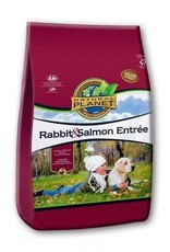 Natural Planet Rabbit & Salmon Entrée Grain-Free Dry Dog Food