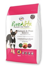 Pure Vita Salmon & Peas Formula Grain Free Dog Food