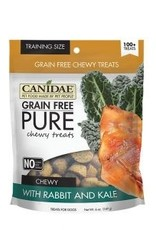 Canidae Grain-Free PURE Rabbit & Kale Chewy Dog Treats, 6 oz.