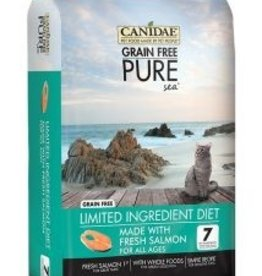 Canidae Grain-Free PURE Sea with Salmon Limited Ingredient Diet Dry Cat Food