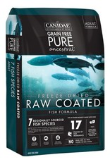 Canidae Grain-Free PURE Ancestral Fish Formula Freeze-Dried Raw Coated Dry Dog Food
