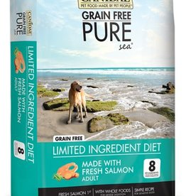Canidae Grain-Free PURE Sea with Salmon Limited Ingredient Diet Adult Dry Dog Food