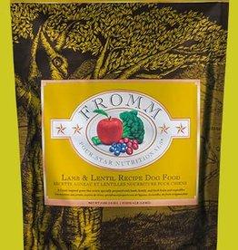 Fromm Four-Star Nutritionals Lamb & Lentil Formula Dry Dog Food