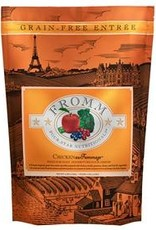 Fromm Four-Star Nutritionals Chicken Au Frommage Formula Dry Dog Food