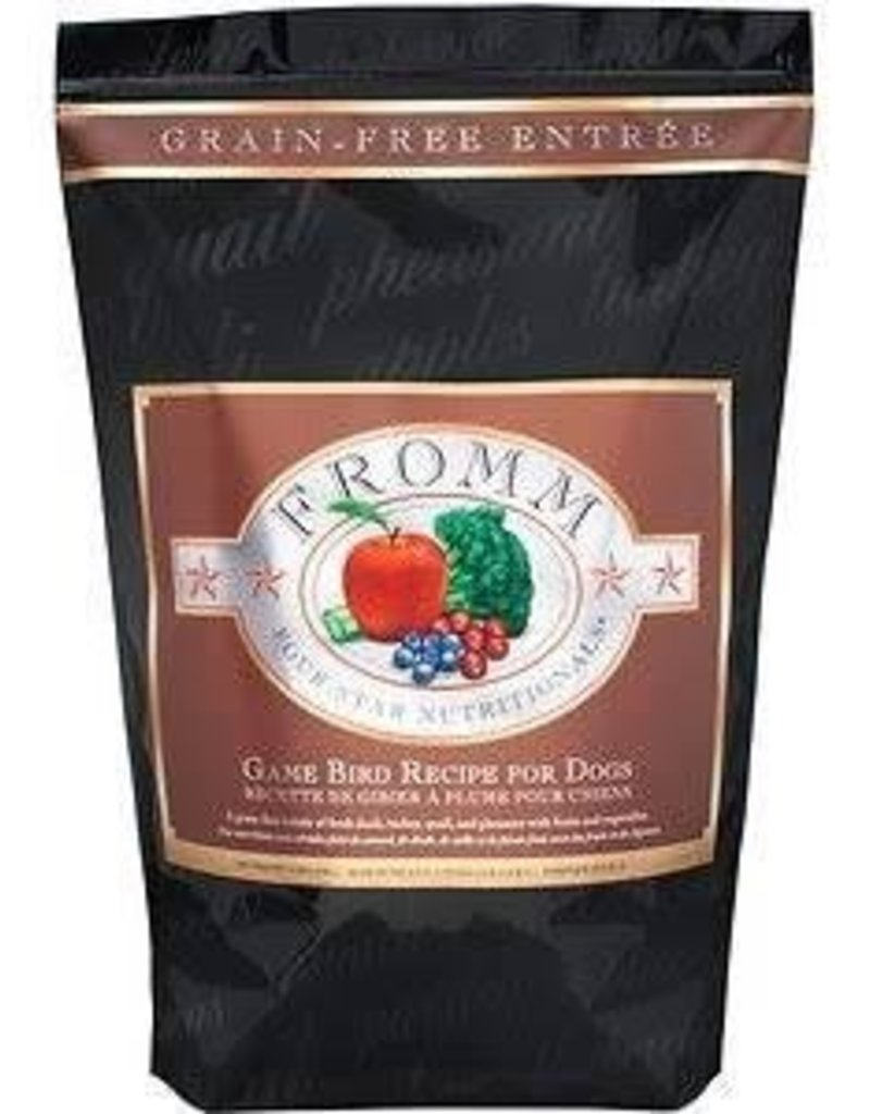 Fromm Four-Star Nutritionals Game Bird Formula Dry Dog Food