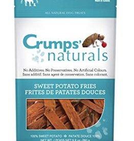 Crumps Naturals Sweet Potato Fries Dog Treats, 5.6 oz.