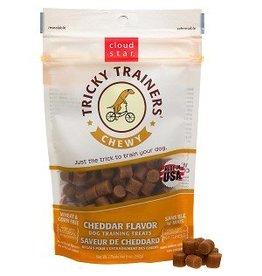 Cloud Star Chewy Tricky Trainers Cheddar Flavor Dog Treats, 5 oz.